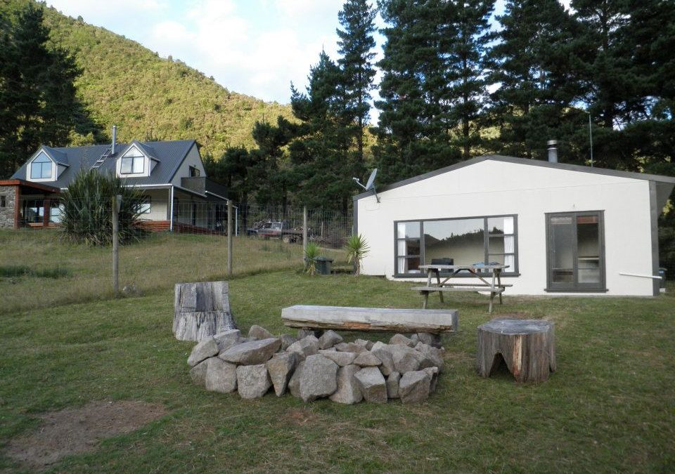 Weka Wilds Accommodation