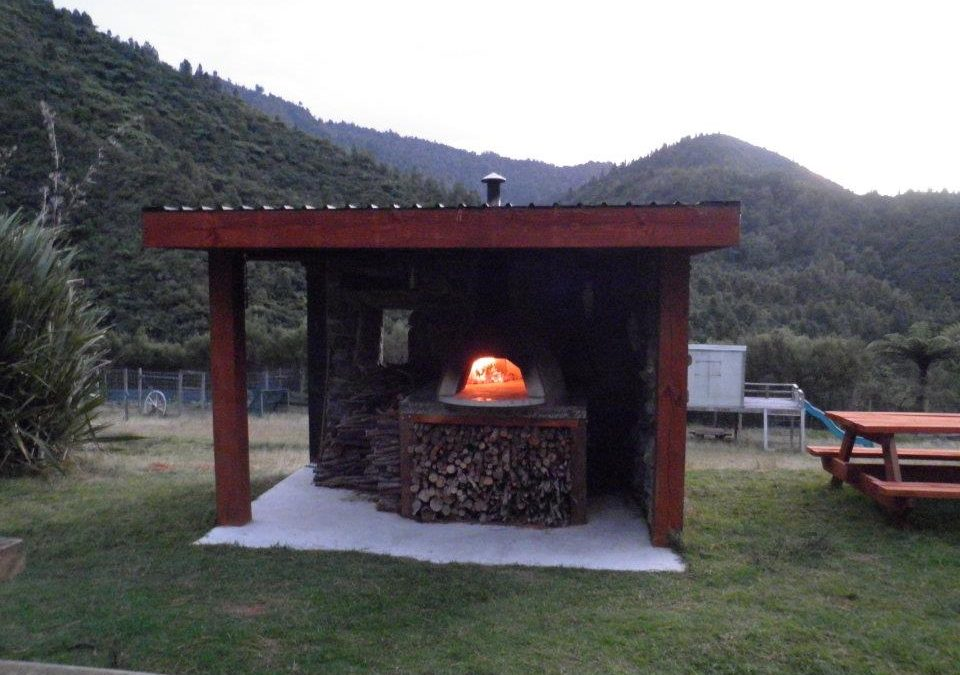 Aztec Wood Fired Oven