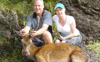 Some Successful Hunts at Weka Wilds